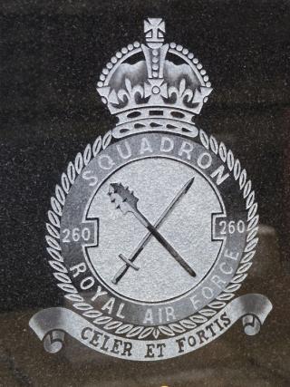 RAF Crest
